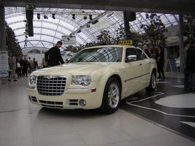 Chrysler 300 C Taxi
