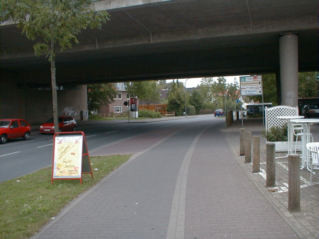 Taxistand Alte Molkerei