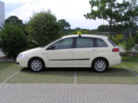 Fiat Croma in der Taxiversion